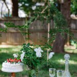 A Backyard Midsommar Party