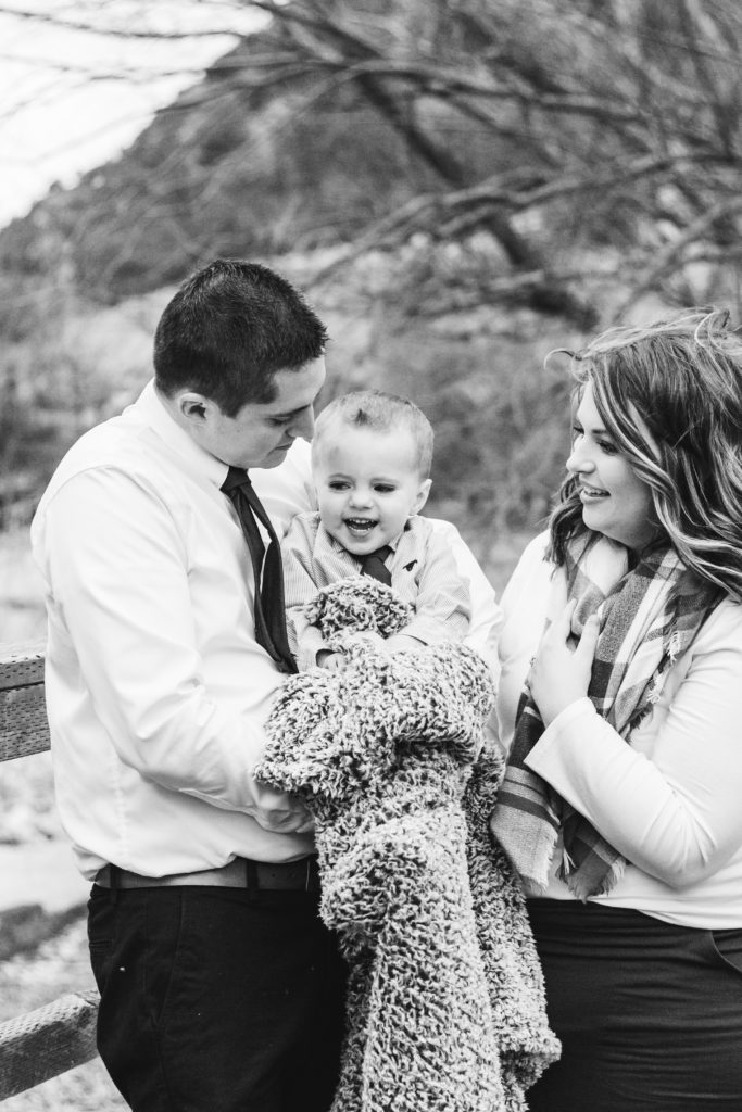 logan canyon family session
