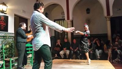 Flamenco show number 2.
