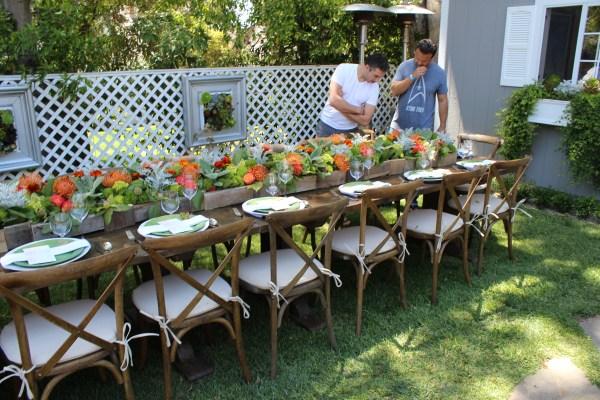 outdoor garden party ideas Plan an Outdoor Garden Party | laurenkellydesigns