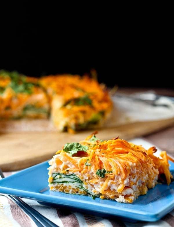Nutrition Spaghetti Squash Pizza Nests