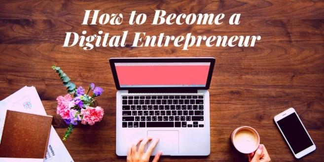 How to - Digital Entrepreneur | Lauren Kinghorn