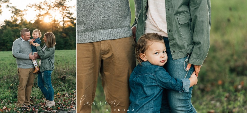 Saratoga Springs NY family photography session at Wild Haven Farm with Lauren Kirkham Photography