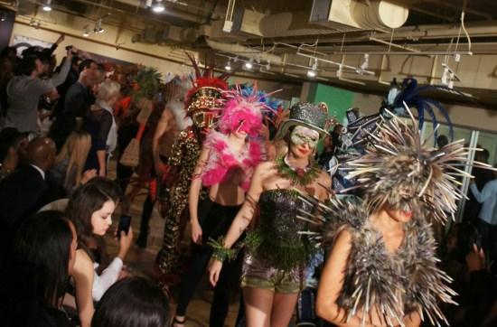 LA Fashion Corner Fashion and Art show 2014