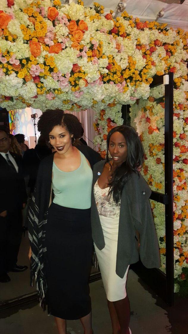 Joiful App Launch Party Lauren Koontz AmberSocialLA Blogger Babes