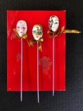 'Family Portrait' - Found Object Art