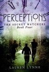 eBook Cover Perceptions by Lauren Lynne