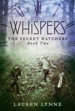 ebook Cover Whispers by Lauren Lynne