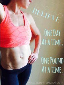 Believe One Day one Pound
