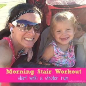 Morning Stair Workout