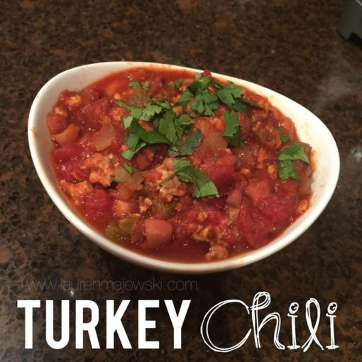 Turkey Chili, Fix Approved