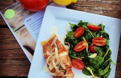 HEALTHY FRESH MEALS!