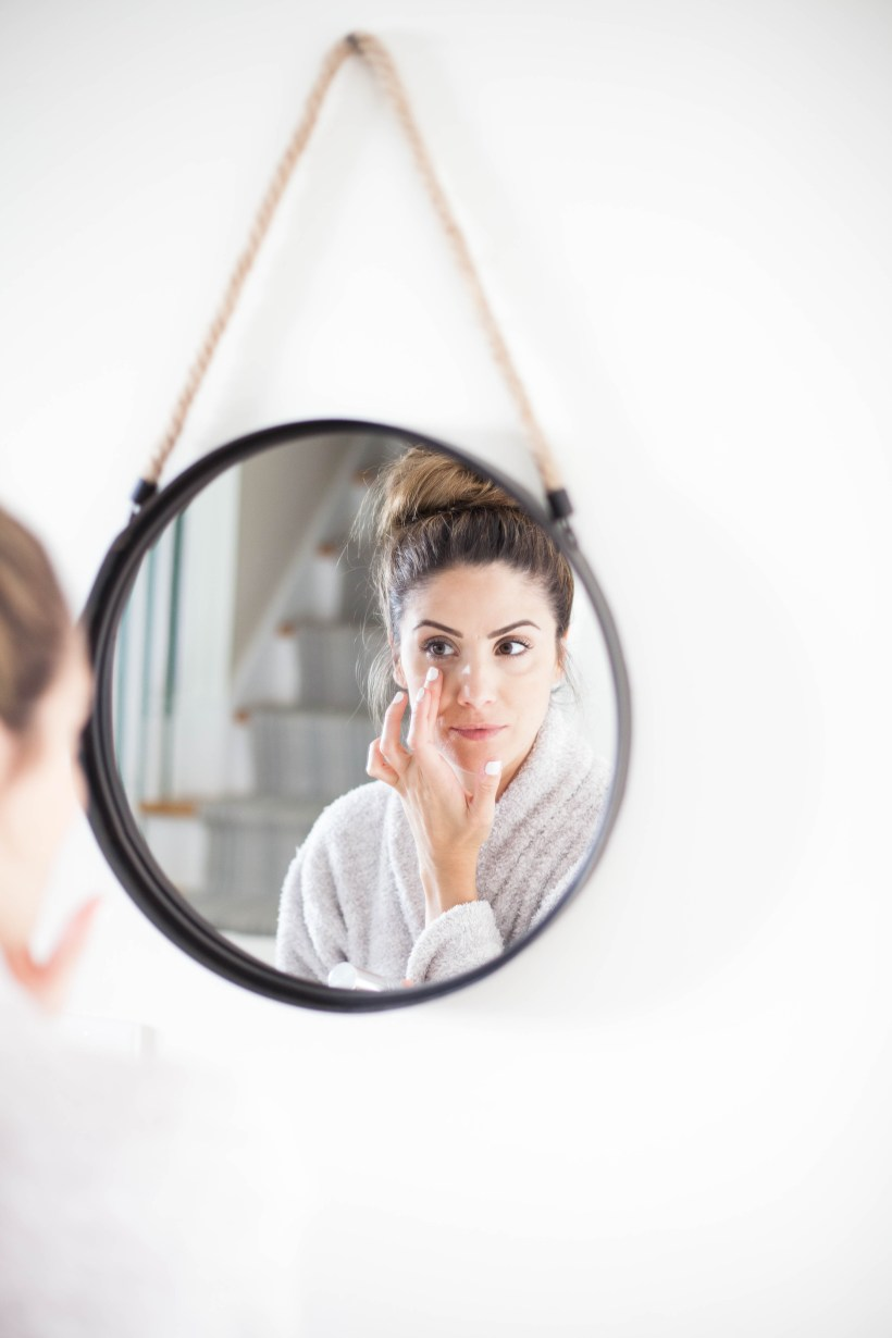 Tired mom? Check out these Easy Tips to Not Look Sleep Deprived and make yourself look a little more bright eyed than you feel!
