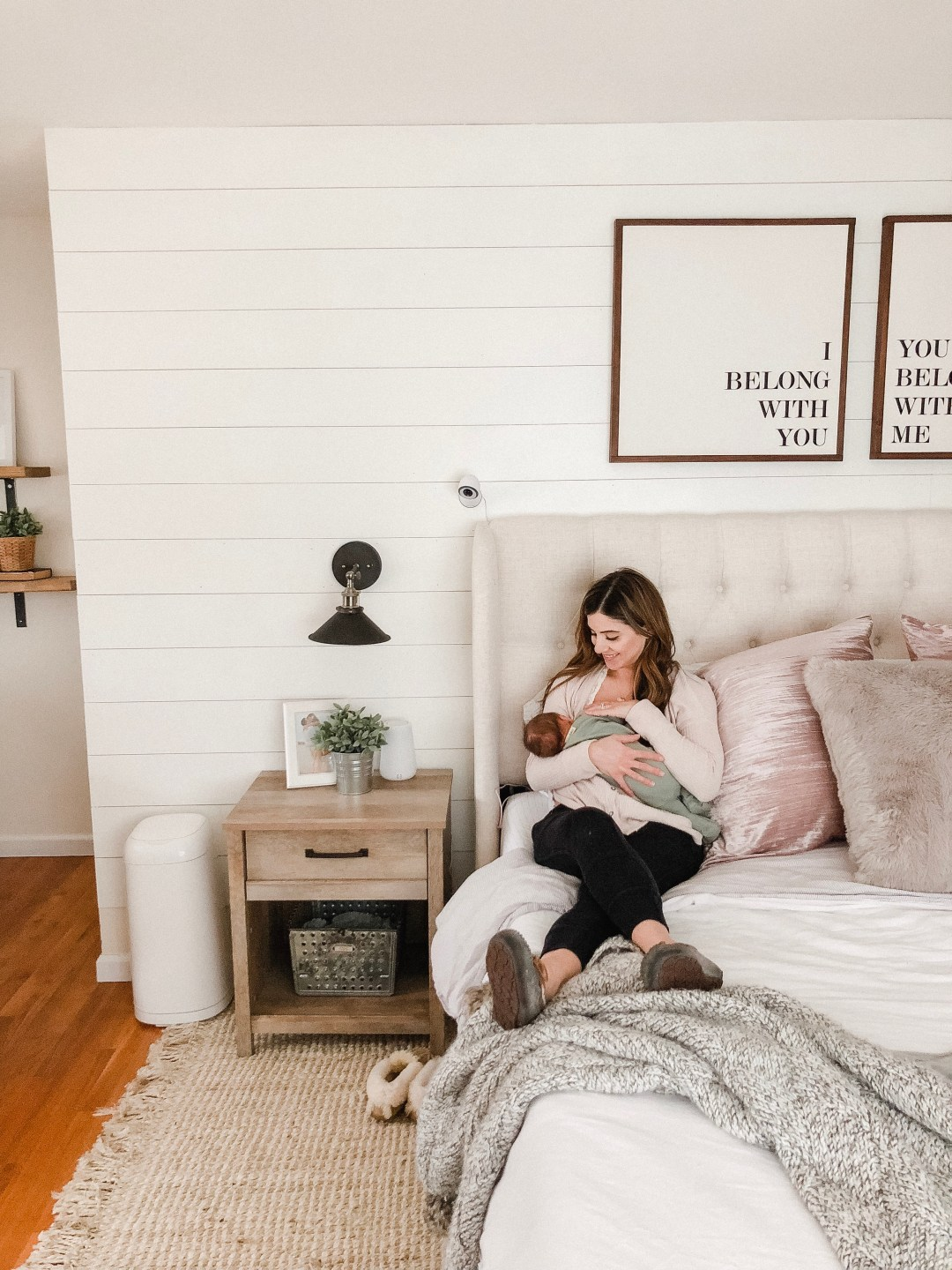 Life and style blogger Lauren McBride shares a roundup of products she tried in February 2018, including household and baby products.