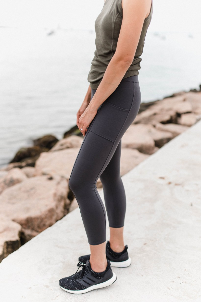 Connecticut life and style blogger Lauren McBride share's QVC's newest collection - Zuda, an athleisure brand featuring sustainable clothing.