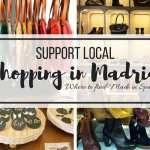 Madrid Shopping- Made in Spain