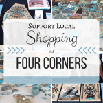 Support Local: Shopping at Four Corners