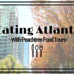 Eating Atlanta with Peachtree Food Tours