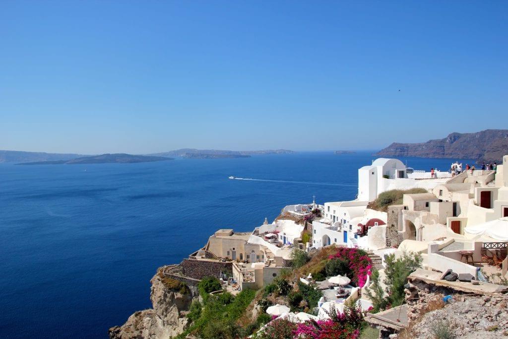 11 July Santorini