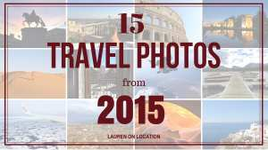 15 Travel Photos from 2015