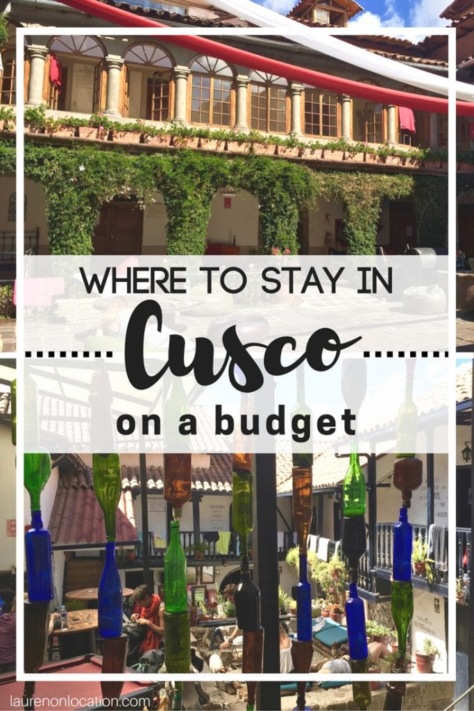 """Where to Stay in Cusco- on a #budget."" You don't have to break the bank for a comfortable, safe and fun place to stay in #Cusco! Find the perfect fit for you with my guide!"
