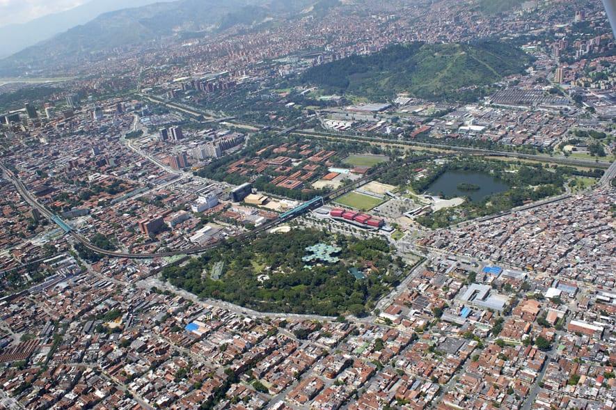 Photo Credit: Botanico Medellín