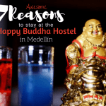 7 Awesome Reasons to Stay at the Happy Buddha Hostel in Medellín