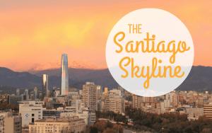 The Santiago Skyline
