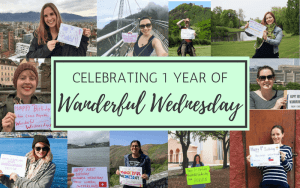 One Year of Wanderful Wednesday