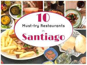 10 Must-try Chilean Restaurants in Santiago, Chile