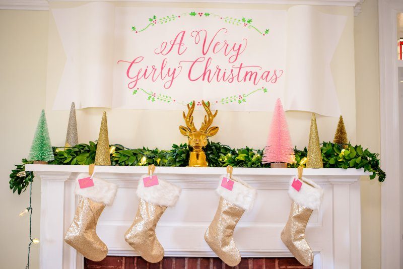 View More: http://emilymariephotos.pass.us/a-very-girly-christmas-styled-shoot-rixey-manor