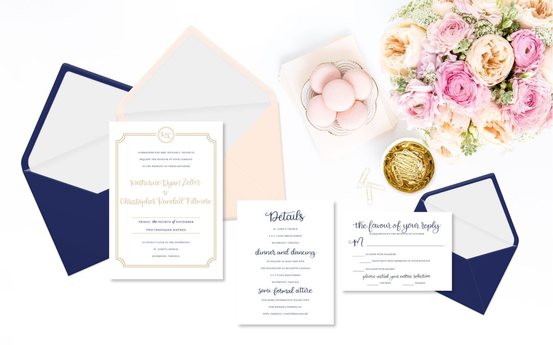 What is an Inner Envelope Used For In Wedding Invitations?