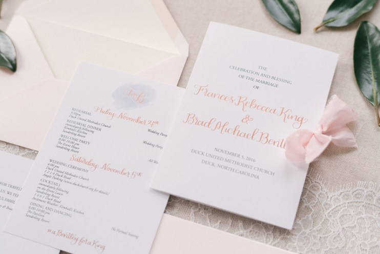 pink-rose-gold-french-blue-envelope-wedding-program-welcome-card-4