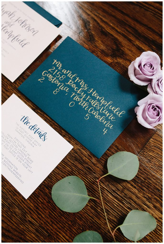 gold-calligraphy-navy-envelope