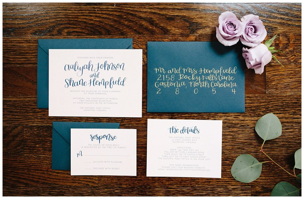 navy-blue-pink-calligraphy-invitation-suite
