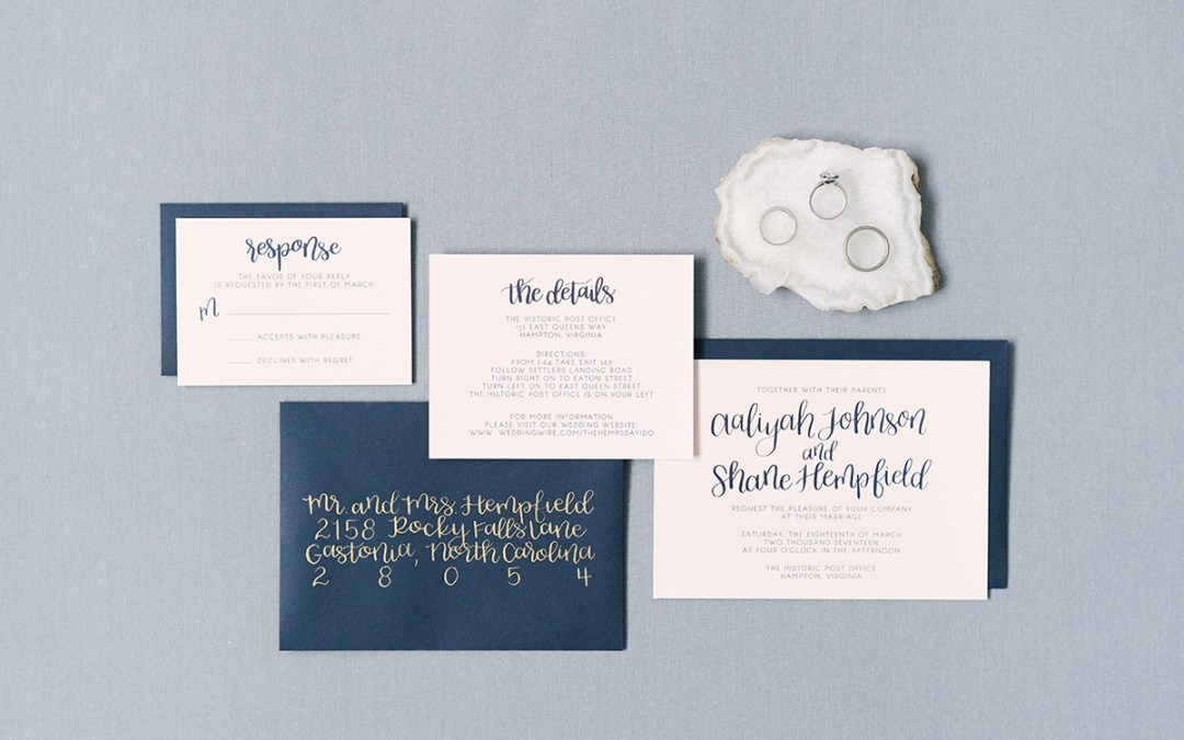 Should you capitalize guest on wedding invitations?