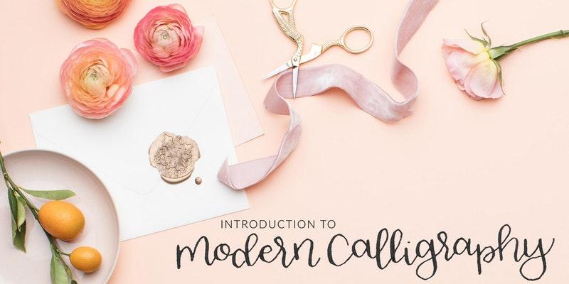 Introduction to Modern Calligraphy Workshop – Norfolk, Virginia