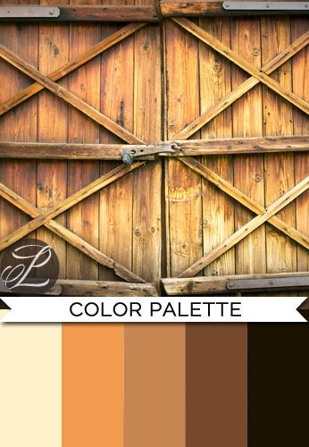 Barn Doors Color Palette