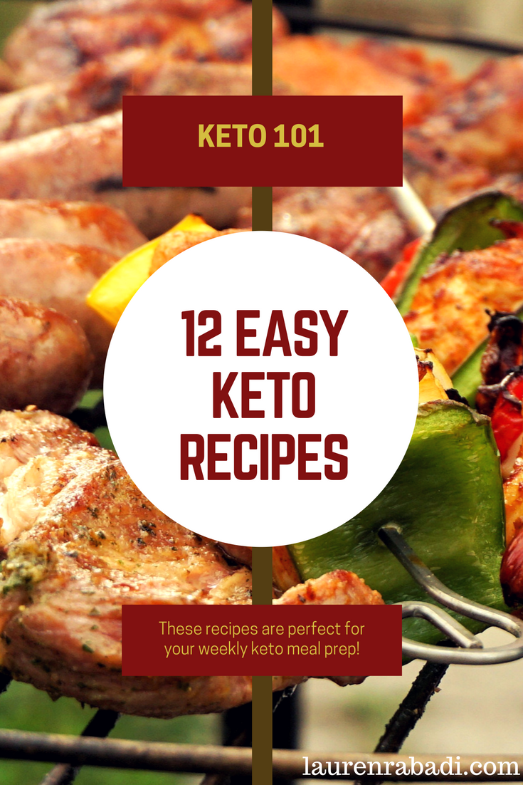 12 Easy Step By Step Natural Eye Make Up Tutorials For: 12 Keto Recipes To Meal Prep Today