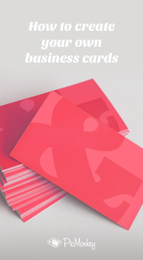How to Make Business Cards Like a Professional