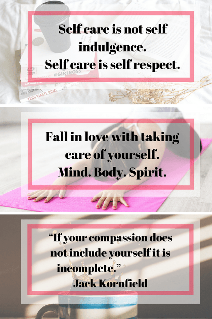 Self Care Quotes