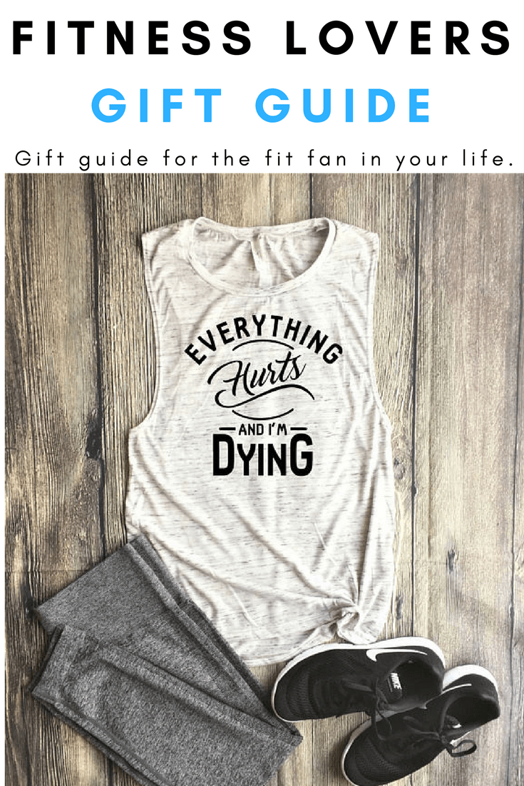 The Absolute Best Gift Guide for Fitness Lovers #lowcarb #keto #giftguide #fitnesslovers