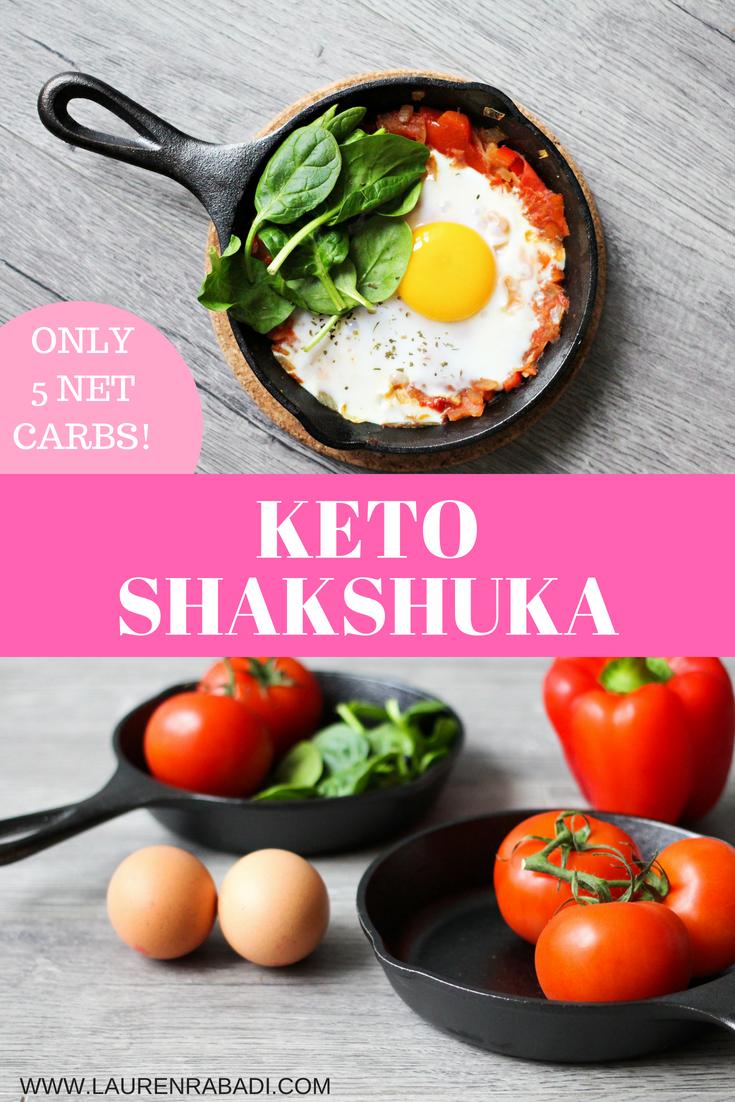 Keto Shakshuks #keto #lowcarb #lchf