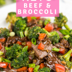 Spicy Keto Beef and Broccoli