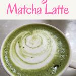 Collagen Matcha Latte