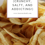 Keto Chips (Crunchy, Salty, and Addicting!)