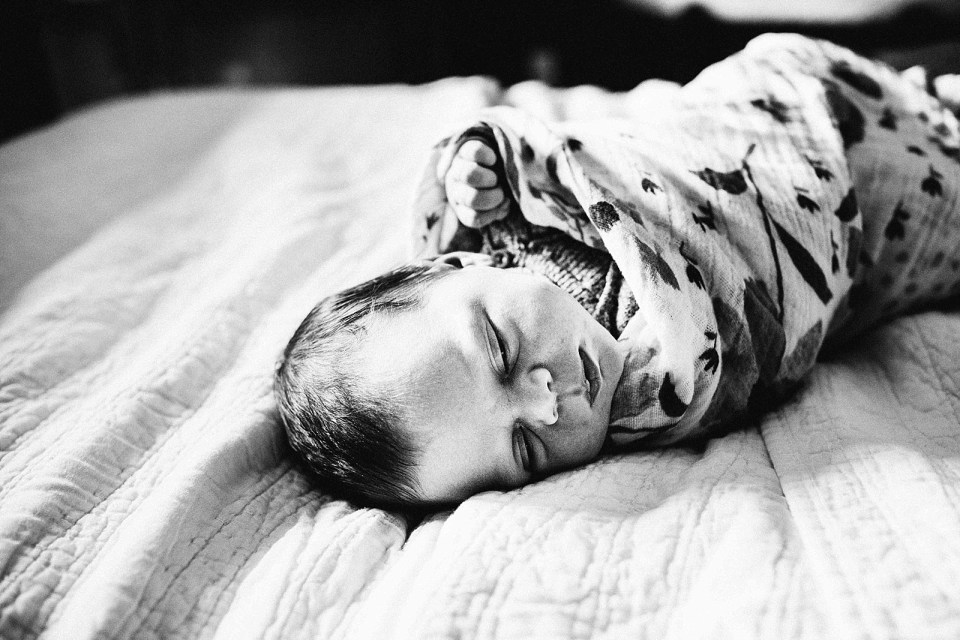 Anchorage Birth Film Anchorage Newborn Photographer Lauren Roberts