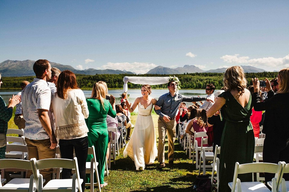Kelly & Brandon Otter Lake Lodge Wedding