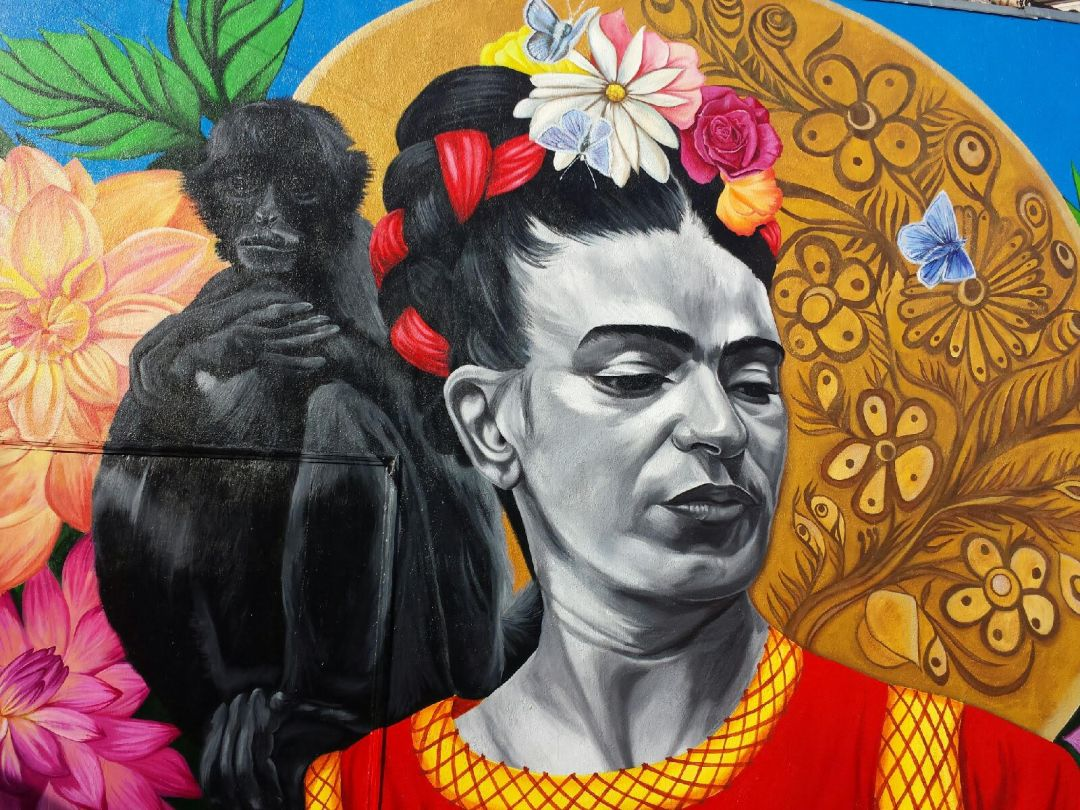 frida-and-the-gorilla