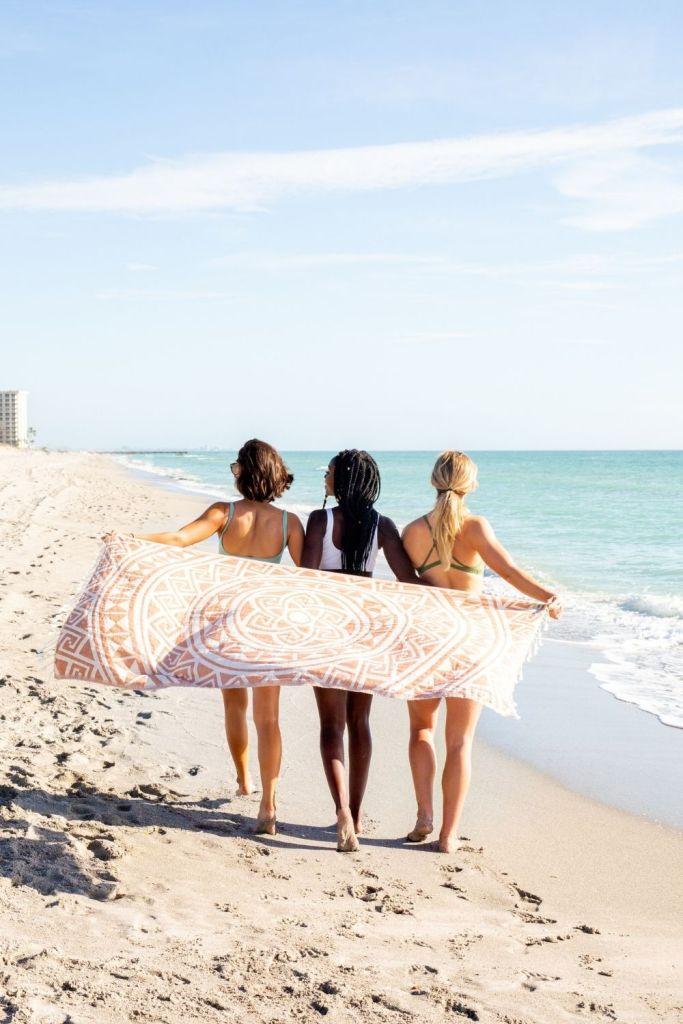 Sand Cloud Boho XL Beach Towels Beach Photoshoot